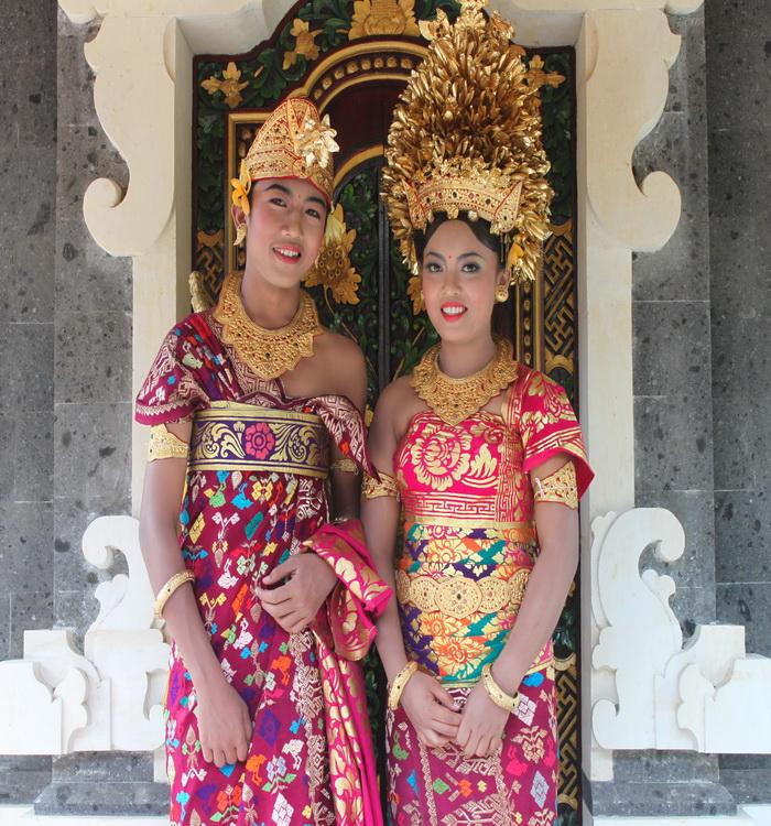 Balinese wedding