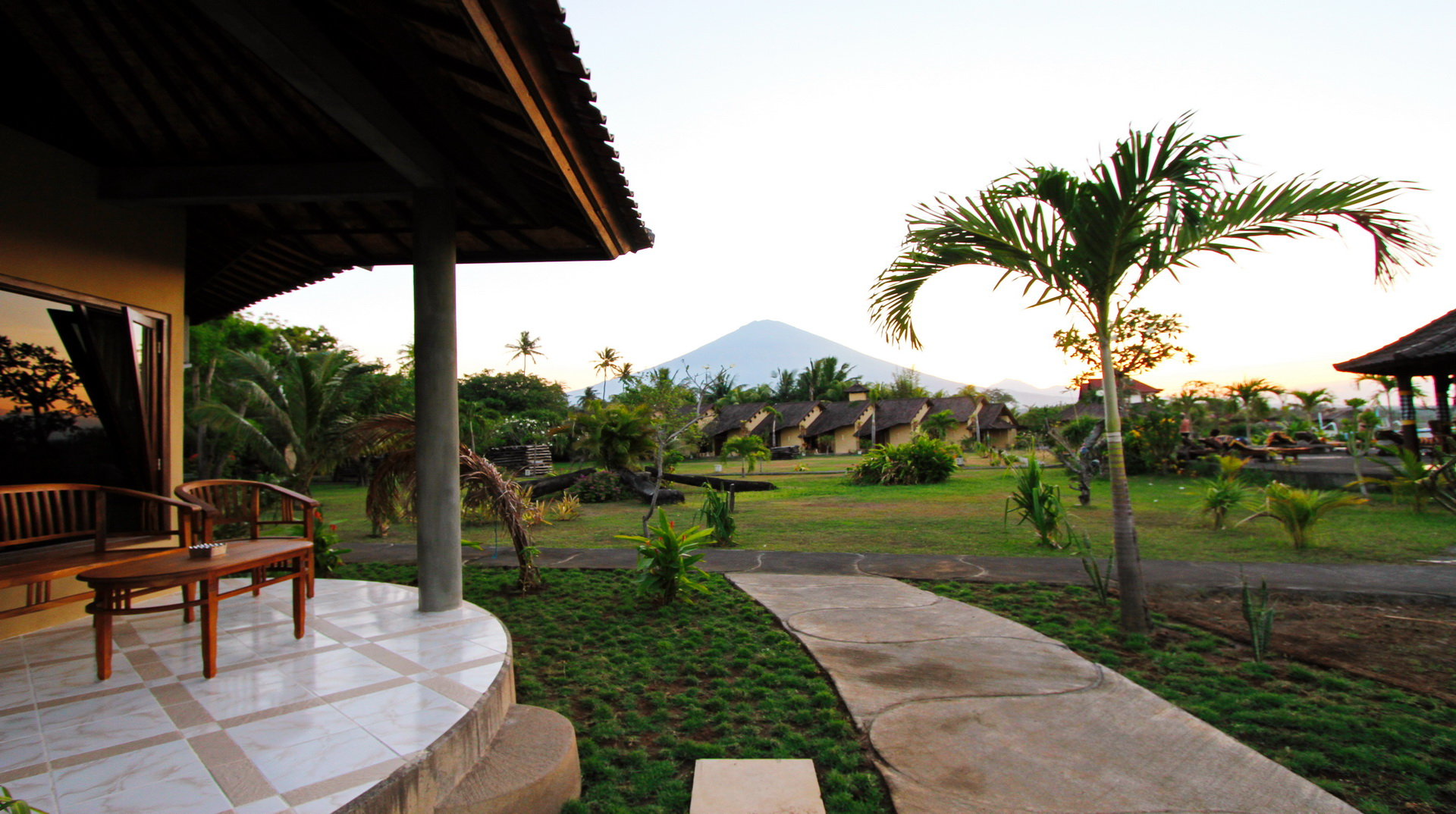Ocean sea view Family Villa Amed Bali