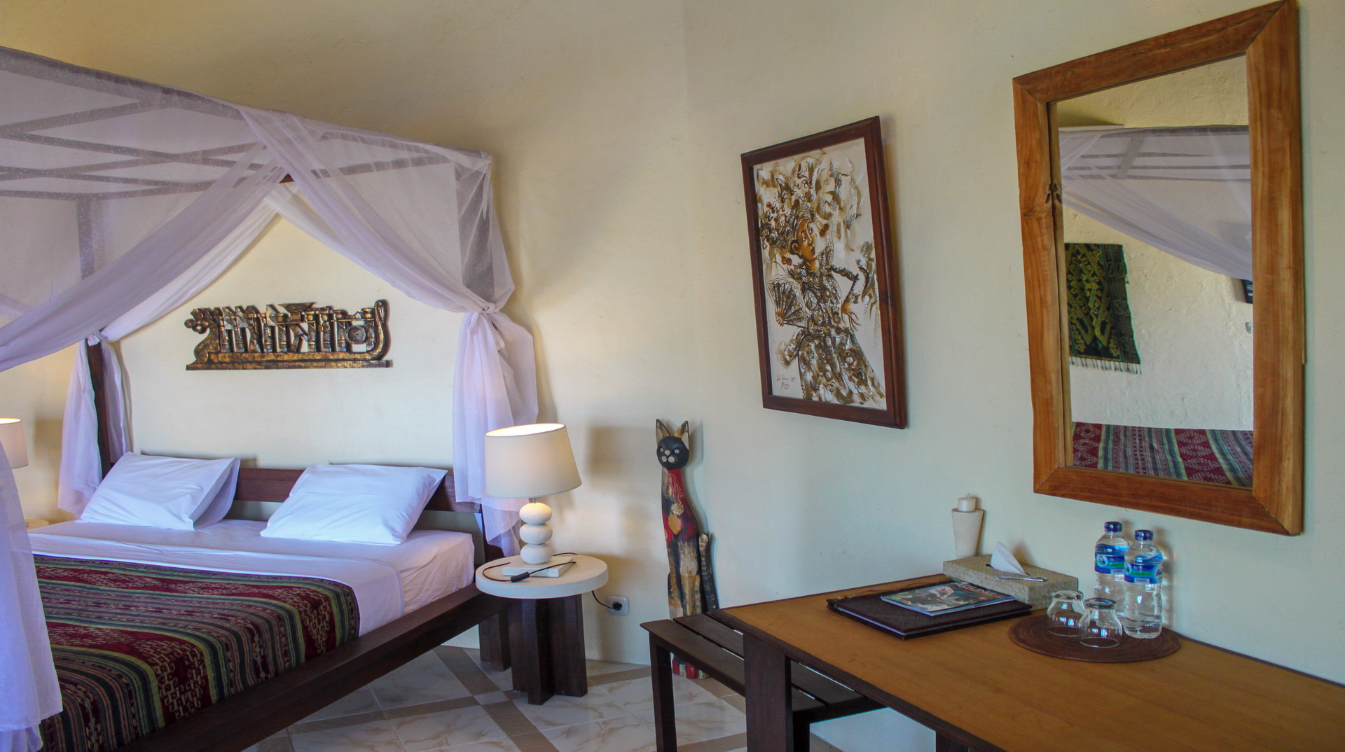 Ocean Sea View Bungalow Amed Bali