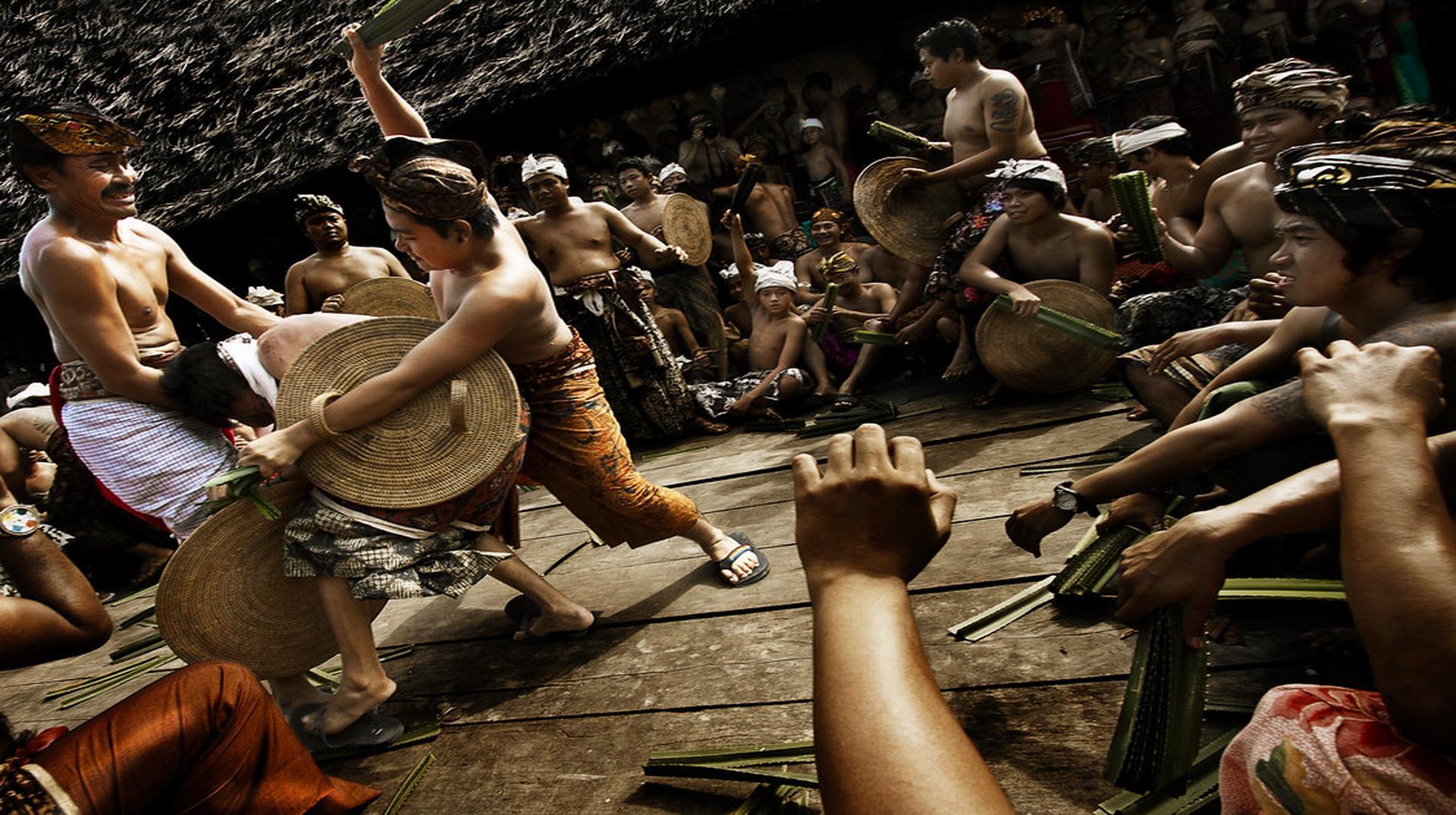 Tenganan Village East Bali