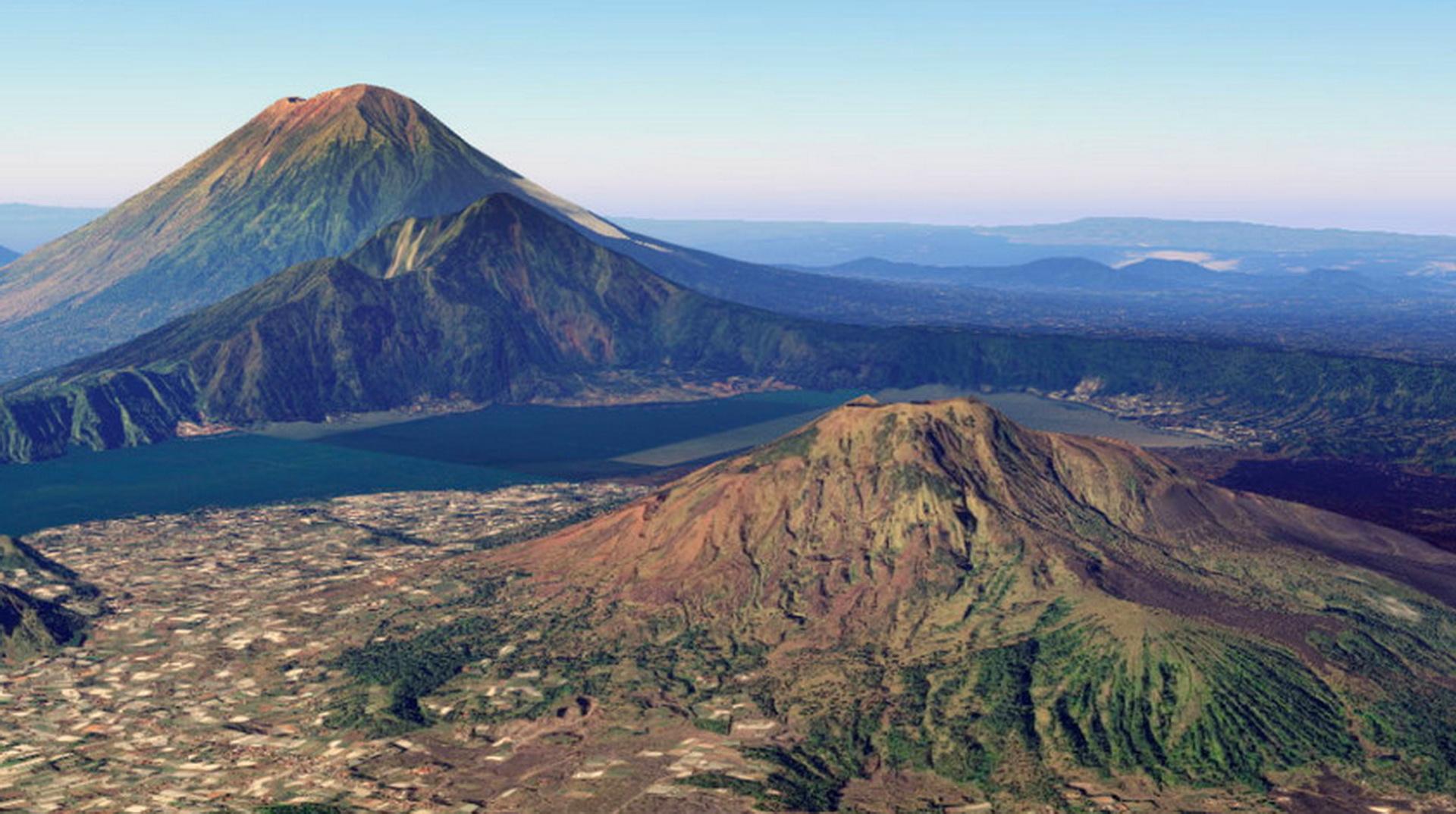 Mount Batur Kintamani Bali