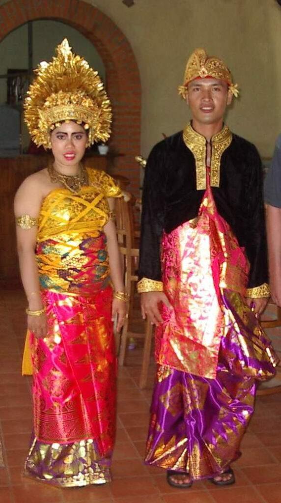 Balinese Wedding Ceremony in Hotel Uyah Amed & Spa Resort - Bali